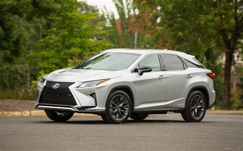 lexus f sport wallpaper lexus rx 450h f sport 2016 widescreen exotic car