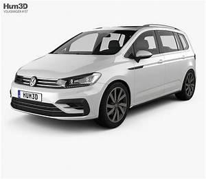 Volkswagen Touran R Line : volkswagen touran r line 2015 3d model humster3d ~ Maxctalentgroup.com Avis de Voitures