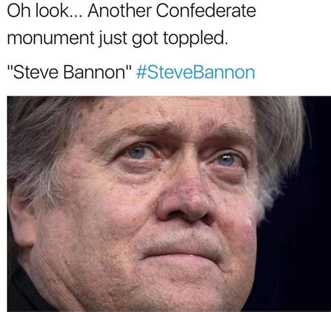 Steve Bannon Memes - steve bannon fired all the memes you need to see heavy com