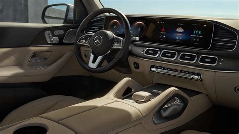 mercedes gls    full size suv coming