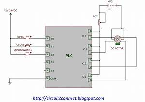 Semi-automated Control Of Tollgate Gate Using Plc  U0026 Dc Motor