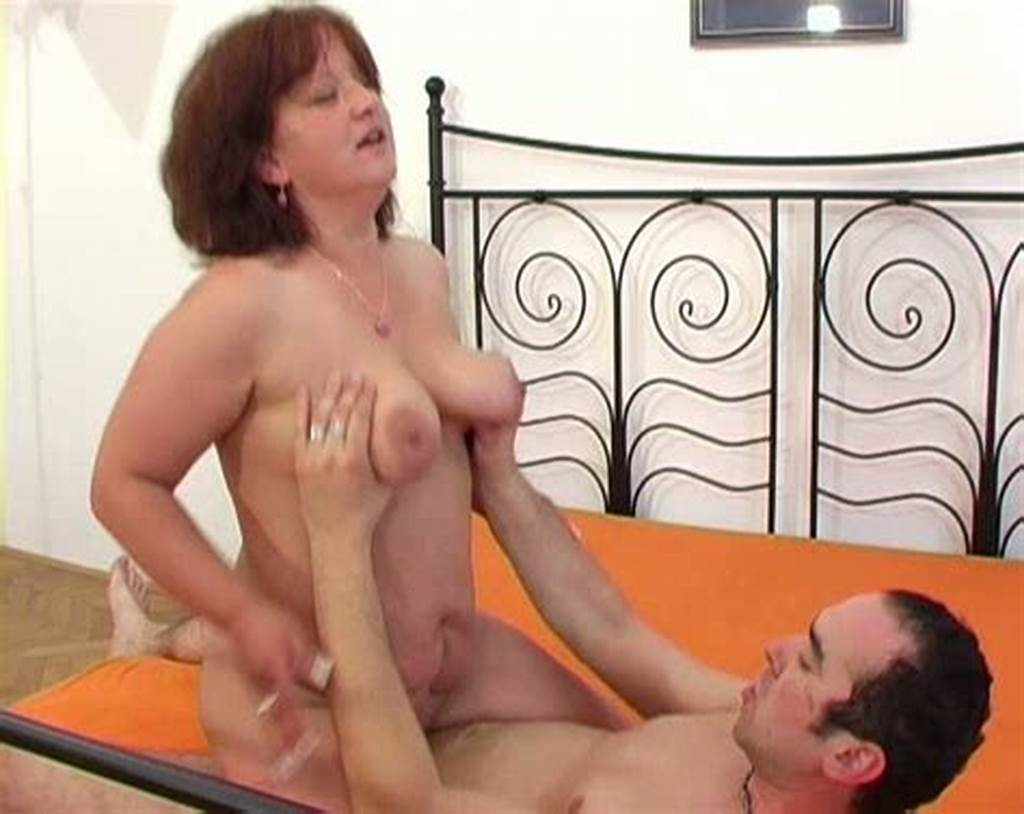 #Chubby #Redhead #Mom #With #Huge #Tits #Rides #And #Sucks #Big