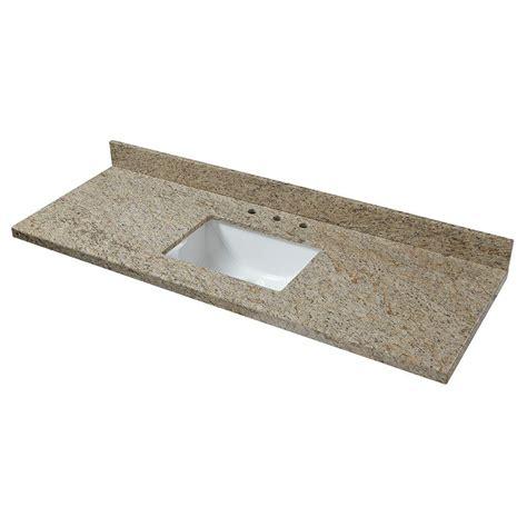home decorators collection 61 in granite vanity top in
