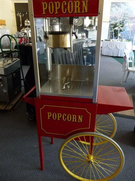popcorn machine rental atlanta images  pinterest