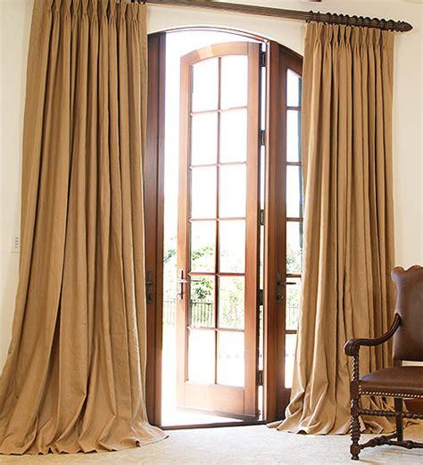 Custome Drapes - belgian estate linen custom drapes drapestyle