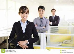 Successful Young Business Team Stock Photo - Image: 56330278
