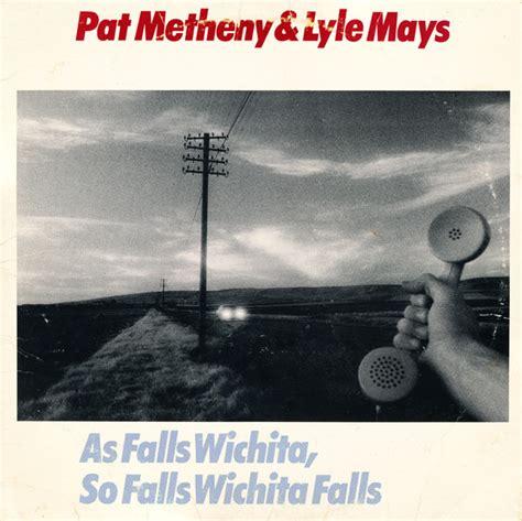 pat metheny vinyl record albums