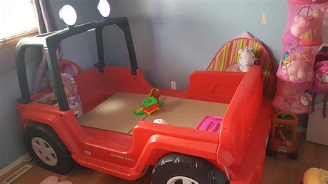 jeep bed little tikes little tikes jeep wrangler bed for sale 400 obo east