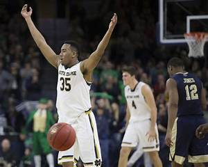 Bonzie Colson and Notre Dame stun Duke on the road | Notre ...
