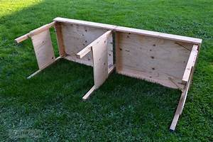 A portable, collapsible workbench every DIYer needsFunky