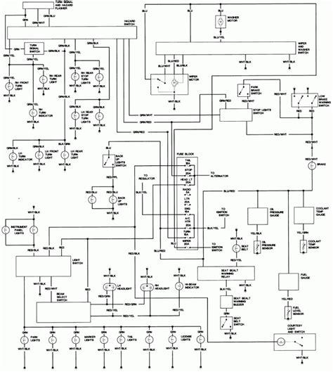 Wiring Diagram Toyota Hiace