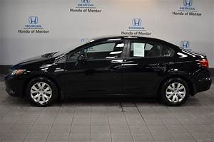 2012 Used Honda Civic Sedan 4dr Manual Lx At Honda Of