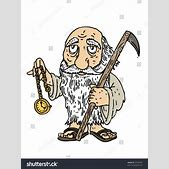 Father Time Vec...