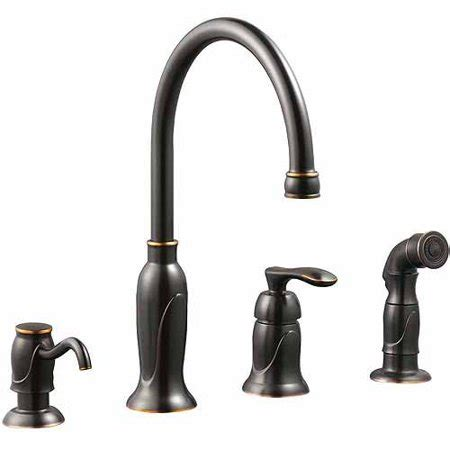 design house 525790 kitchen faucet with sprayer