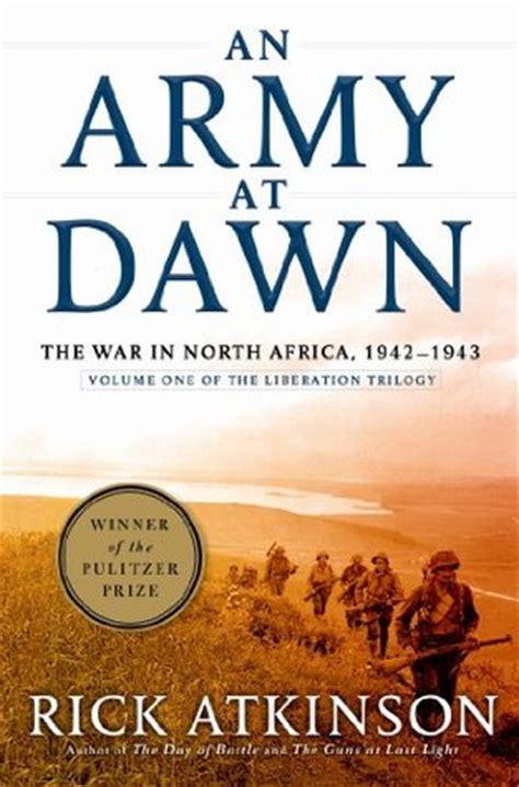 army  dawn  war  north africa    rick atkinson