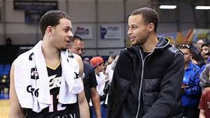 Seth Curry scores 25 points in front of Steph at 2015 NBA ...
