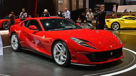 812 Superfast Picture by 812 Superfast The Strongest Car In The History Of