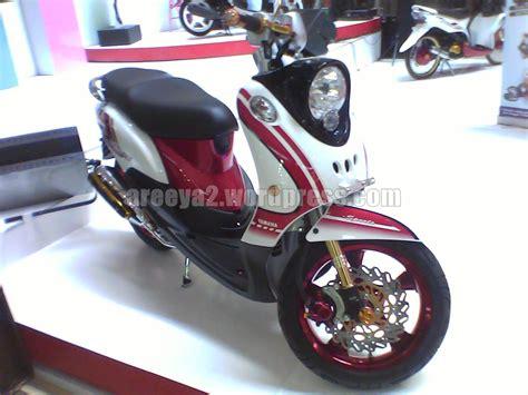 Modif Mio J Jadi Fino by 99 Gambar Motor Fino Keren Terbaru Gubuk Modifikasi