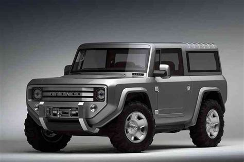heres   expect    ford bronco autotrader