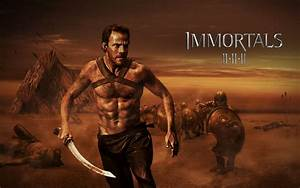 Immortals Official Wallpapers 1920x1200 | Movie Wallpapers