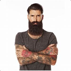2016 Men's Hairstyles with Long Beards | Hairstyles 2017 ...