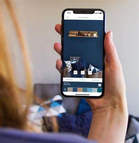 sherwin williams app lets consumers try colors path to purchase iq