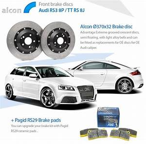 Audi Rs3 8p Bremsscheiben : alcon brakes new alcon brake discs for audi rs3 8p tt ~ Jslefanu.com Haus und Dekorationen