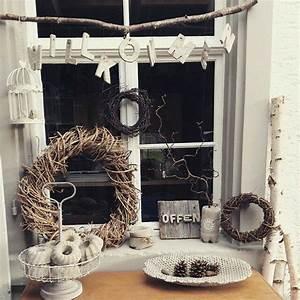 Fensterbank Dekorieren Vintage : fensterdekoration fenster dekor romantische deko und dekoration ~ A.2002-acura-tl-radio.info Haus und Dekorationen