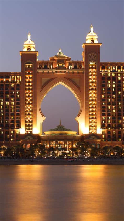 wallpaper  palm atlantis dubai hotel  travel