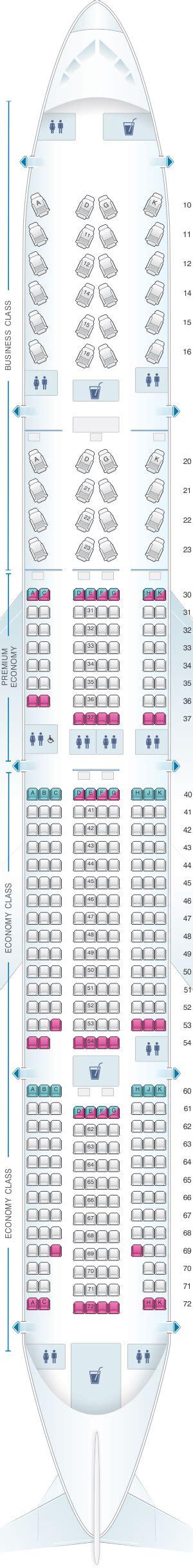 plan si es boeing 777 300er air mapa de asientos china airlines boeing b777 300er plano
