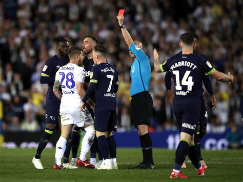 Leeds United 2 Derby County 4 (3-4 agg) - Phil Hay's ...