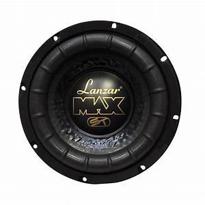 Amazon Com  Lanzar Max8 8 U0026quot  600 Watt Subwoofer  Car Electronics