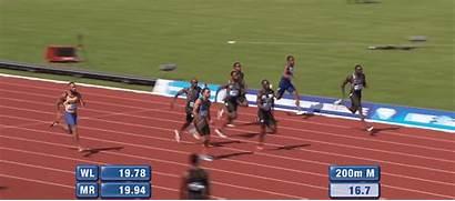 200m Grasse Andre Form Birmingham Running Field
