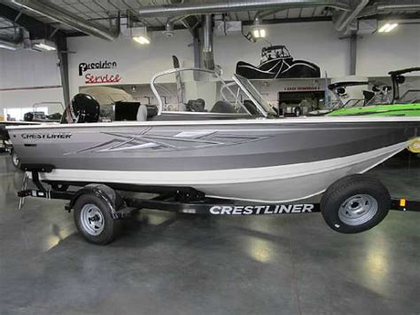 Crestliner Boats For Sale Edmonton by Crestliner 1750 Hawk Boats For Sale Boats