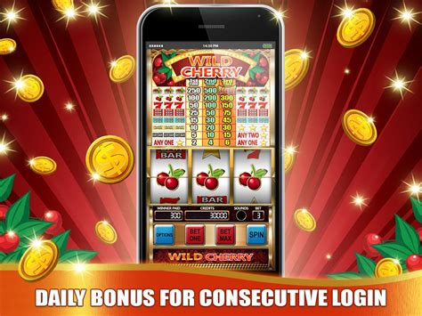 Wild Cherry Slots Free  Android Apps On Google Play