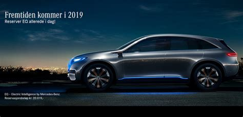 You can already reserve Mercedes' EQC electric SUV in Norway