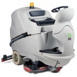 Rider Floor Scrubber Machine by Ipc Eagle Ct160 28 Quot Battery Powered Rider Floor Scrubbing