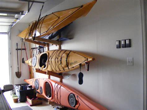 kayak garage storage kayak addiction start kayaking