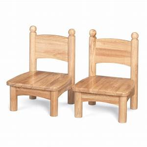 Jonti craft 7quot wooden chair pairs 8947jc2 apple school for Wooden chair crafts