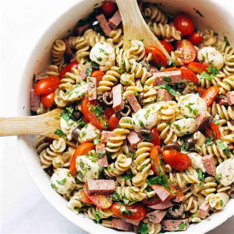 Cooking for One or Two: Pasta Salads - The Wellness Movement | Le Mouvement du mieux-être
