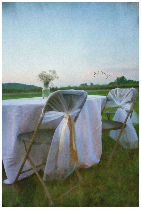 wedding chair sashes with burlap and ribbon ebay