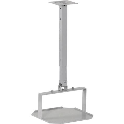 support pour projecteur plafond support plafond pour projecteur medium 2042583 inclinable argent mat sur le site