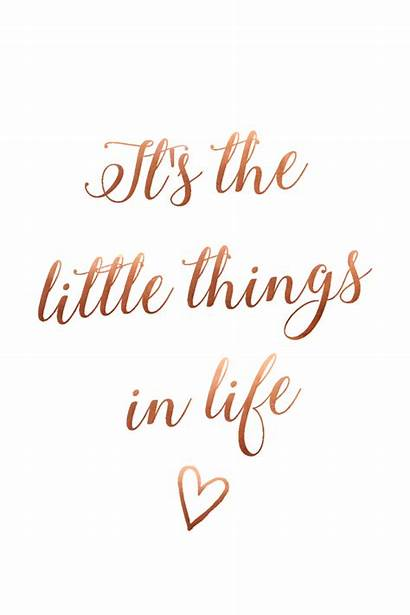 Rose Gold Things Nl Quotes Happy Positive