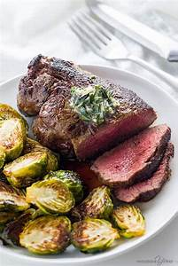 Filet Mignon Cooking Chart The Best Filet Mignon Recipe With Garlic Herb Butter Time
