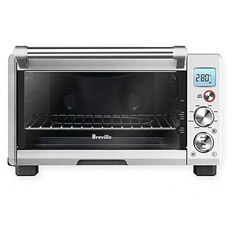 toaster bed bath and beyond breville 174 compact convection smart toaster oven bed bath
