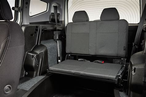fiat qubo upfront wheelchair accessible vehicle sirus