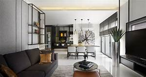 modern townhouse in kuala lumpur malaysia With interior design living room townhouse