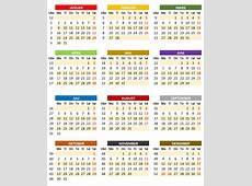 kalender 2017 norge Xmas