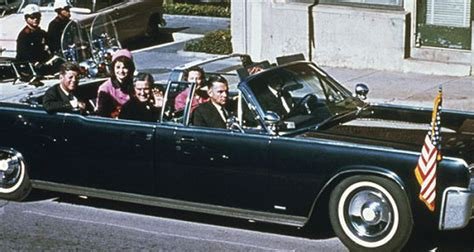 Jfk Limousine by From Murder To Museum Phc Magazine