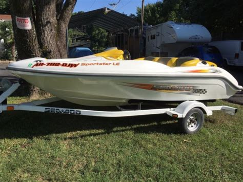 Sea Doo Boats For Sale Arkansas by 2004 Seadoo Speedster For Sale In Springs National